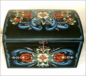 ローズモリングの宝箱